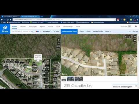 How to edit home info in zillow