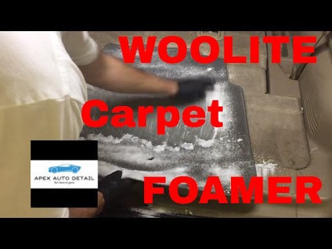 WOOLITE Foam Carpet Cleaner!! Is it a must!?!? Or a BUST!!!