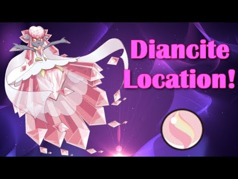 How To Get Diancie Megastone Pokemon Ultra Sun & Ultra Moon!