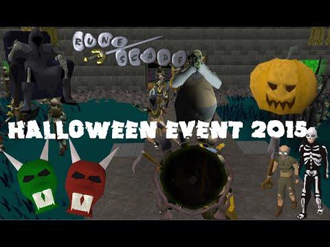 Oldschool Runescape Halloween Event 2015