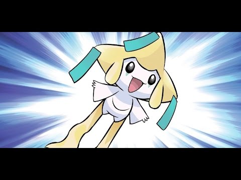 Downloading Jirachi in Pokemon Omega Ruby/Alpha Sapphire