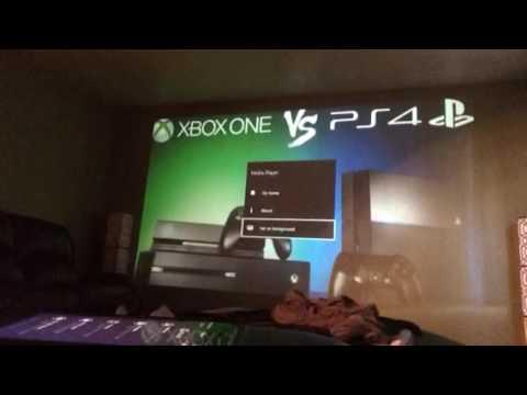 Xbox one background ( no usb )