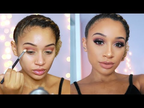 Get Ready With Me: Fall Makeup Look