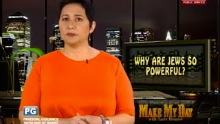 UNTV: Why are Jews so Powerful? (Part 1)
