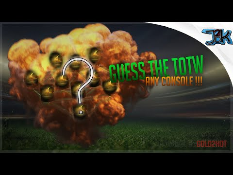 FIFA 15 | GUESS THE TOTW  LOTTERY Ultimate Team | J2DK FIFA