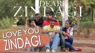 Love You Zindagi - Dear Zindagi ( Cover Song ) | Zubin Paul | Alia | Shah Rukh | Amit | Kausar M
