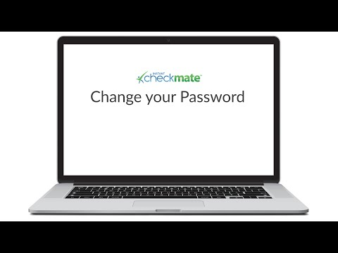 How to Change your Instant Checkmate Password