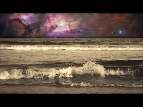 528 Hz - Healing Frequency - Repair DNA - Solfeggio Scale, REAL OCEAN SOUNDS