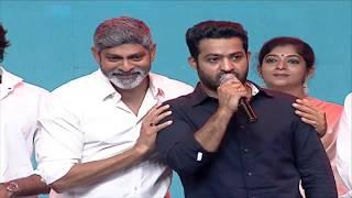 Jr NTR Superb Words About Jagapathi Babu | Aravinda Sametha | Manastars