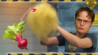 Cotton Candy From BEETS...?!