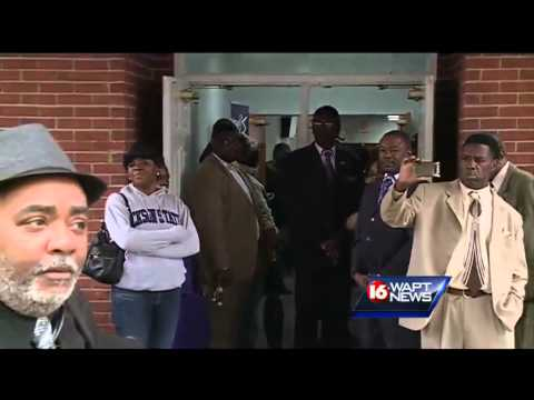 Church members fighting over pastor