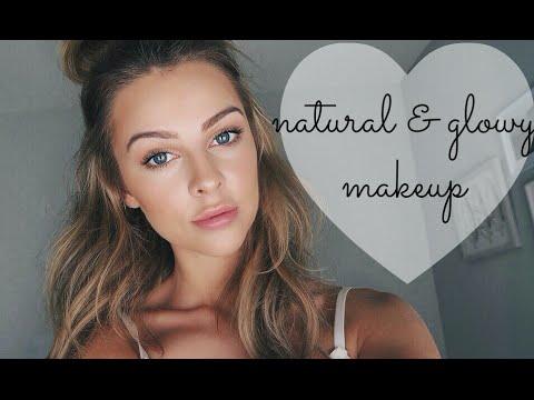 Natural + Glowy Makeup   GRWM