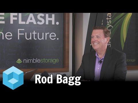 Rod Bagg, Nimble Storage - Nimble Storage 2016 - #DataStorage - #theCUBE