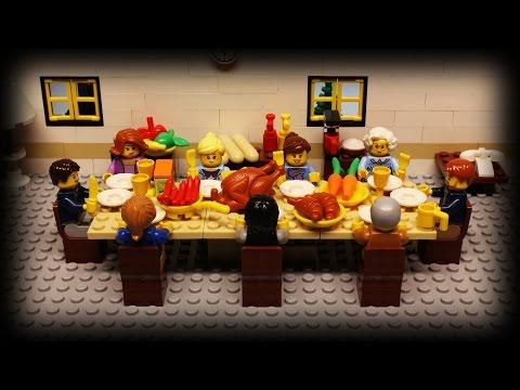 Lego Thanksgiving