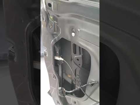 Ford Ranger T6 Door Latch