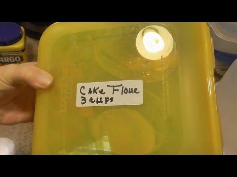 How To Make Cake Flour at Home