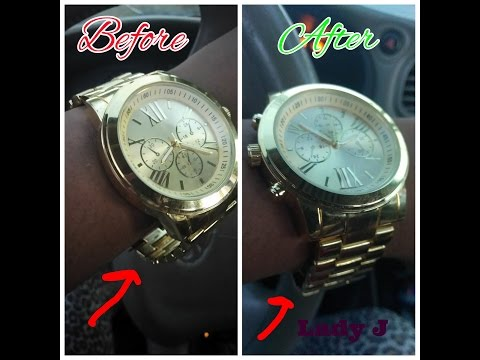 Resize your watch, no tools needed