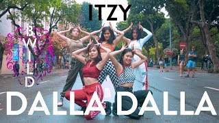 Download [KPOP IN PUBLIC CHALLENGE] ITZY(있지) ″달라달라(DALLA DALLA)″ Dance Cover By B-Wild From Vietnam Video