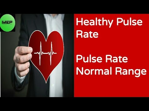Healthy Pulse Rate - Pulse Rate Normal Range - Mind Energy Power