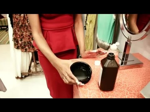 How to Get Red Wine Out of a White Dress : Fall Fashion & Shopping