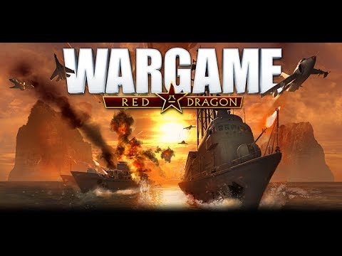 Wargame: Red Dragon - Gameplay - France on Apocalypse Imminent (2v2)