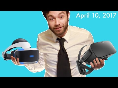 PlayStation VR VS Oculus Rift I NEW PSVR Game I Best Buy VR Game Sale I Giveaway (Daily PSVR Review)