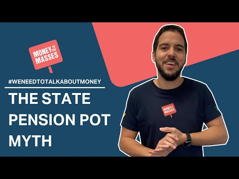 The state pension pot myth | #WeNeedToTalkAboutMoney 002