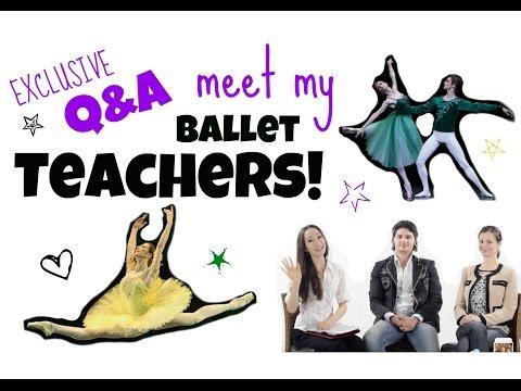Meet My Teachers! (Enton Hoxha & Maria Tikhomirova)