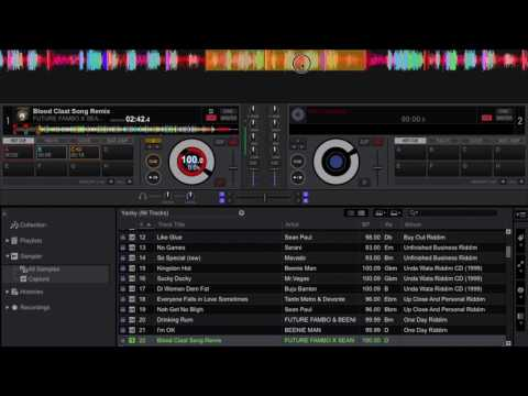 Creating Samples From Your Tracks In Rekordbox DJ