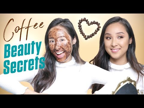 Beauty Tips using Coffee in Skin Care & Makeup | Brightening, Blackheads & Scars