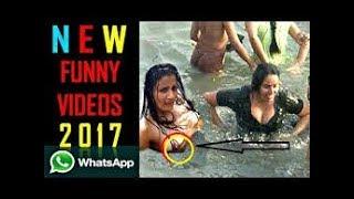 Most Funny Videos Album 2017 | ft. ALI , HAMZA | Action Director