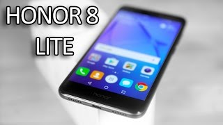 Honor 8 Lite - Unboxing & Hands On!