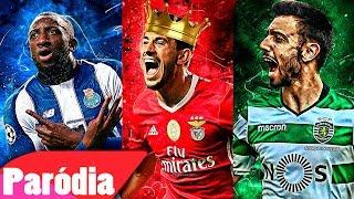 ♫ BENFICA VS FC PORTO VS SPORTING (PARÓDIA) | CAMPEÃO NACIONAL