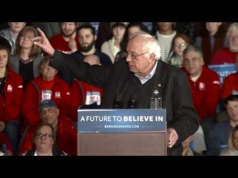 Get Walmart Off Welfare | Bernie Sanders