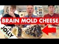 English Gentleman Tries The Stinkiest Moldiest Cheeses In The World Still Edible