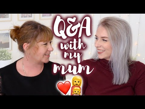 Q&A with my MUM! ❤️ AD