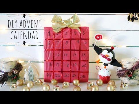 Easy DIY Advent Calendar!
