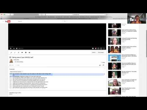 How to easily transcribe videos using YouTube