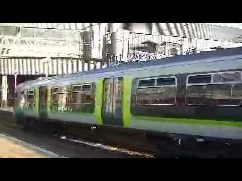 A Trip To London Euston 03/05/13