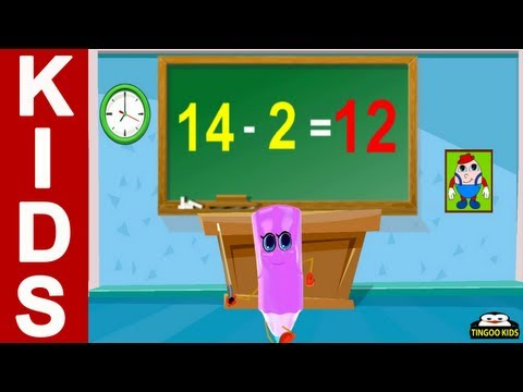 How To Subtract 14 | Tutorial