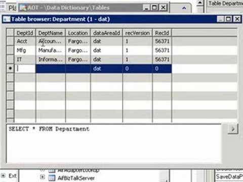 dynamics ax report builder
