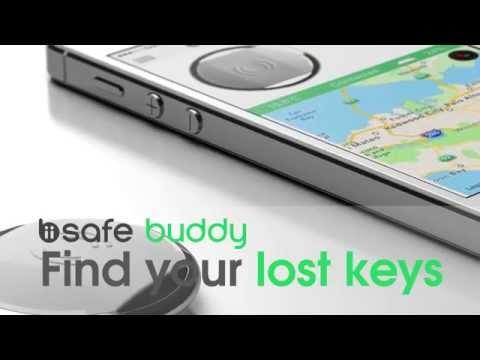 BiiSafe Buddy - Find your keys teaser