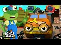 Very Muddy Trucks Song Gecko's Garage Songs & Nursery Rhymes Trucks For Kids Learning For Toddlers