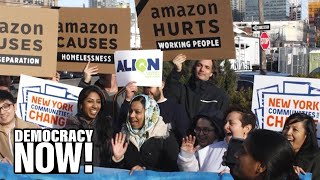 Download Amazon's Defeat in NYC Galvanizes Movement to End Billion-Dollar Corporate Welfare Video