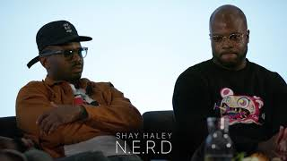 OTHERtone on Beats 1 with N.E.R.D at Complexcon 2017