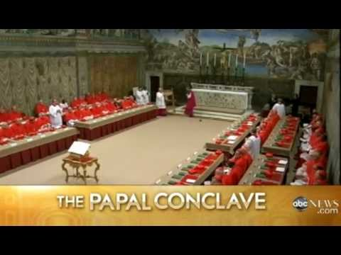 Papal Conclave Choosing the New Pope