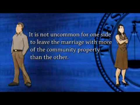 Property & Debt Division in Texas