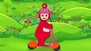 Ride Your Scooter ☆ Teletubbies ☆ Nursery Rhymes for kids ☆ Teletubbies Nursery Rhymes