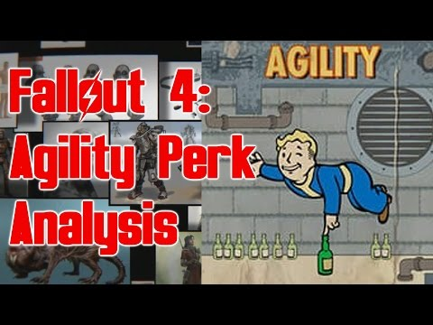 Fallout 4: Let's Look at Agility's Perks