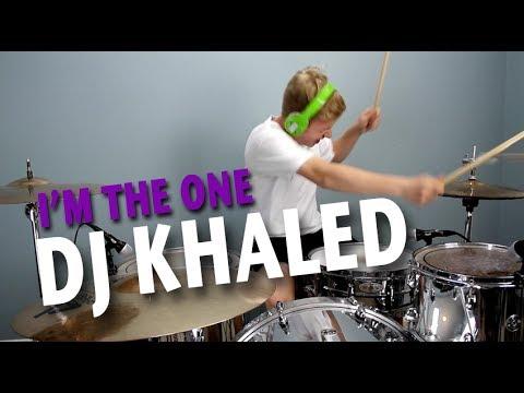 I'm The One DJ Khaled ft Justin Bieber Drum Cover